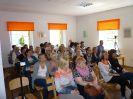 Zdjęcia z konferencji inaugurującej projekt pn.: :Chwyć drugą szansę!